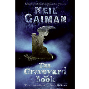 Cover Image for The Graveyard Book by Neil Gaiman