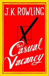 Cover Image for The Casual Vacancy by J.K. Rowling