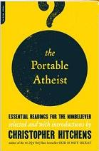 Cover Image for the Portable Atheist by Christopher Hitchens