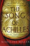 Cover image for Song of Achilles by Madeleine Miller