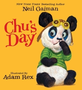 Cover image for Chu's Day by Neil Gaiman and Adam Rex