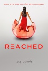 Cover image for Reached by Ally Condie