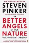 Cover image for The Better Angels of Our Nature by Steven Pinker