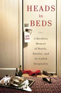 Cover image for Heads in Beds by Jacob Tomsky