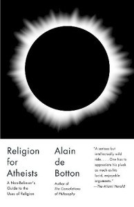 Cover image for Religion for Atheists by Alain de Botton
