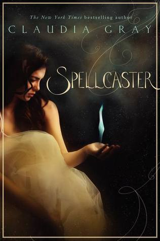 Cover image for Spellcaster by Claudia Gray