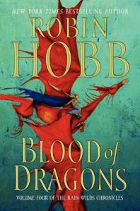 Cover image for Blood of Dragons