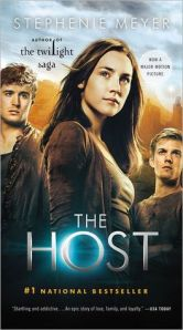 Movie Tin-In Cover for The Host by Stephenie Meyer