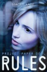 Cover image for The Rules by Stacey Kade