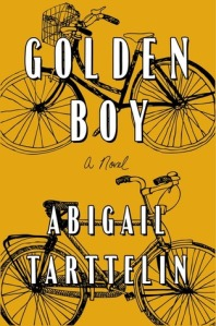 Cover image for Golden Boy by Abigail Tarttelin