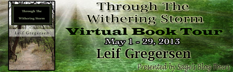 Through the Withering Storm Virtual Blog Tour Banner
