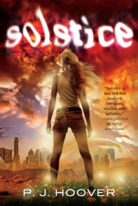 Cover image for Solstice by PJ Hoover
