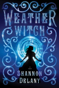 Cover image for Weather Witch by Shannon Delany
