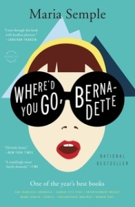 Cover image for Where'd You Go, Bernadette by Maria Semple
