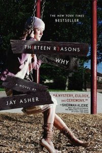 Cover image for Thirteen Reasons Why by Jay Asher