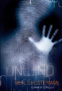 Cover for Unwind, by Neal Shusterman