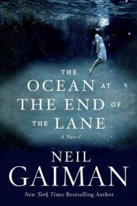 Cover image for The Ocean at the End of the Lane by Neil Gaiman
