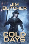 Cover image for Cold Days by Jim Butcher