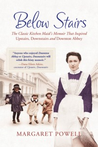 Cover image for Below Stairs by Margaret Powell