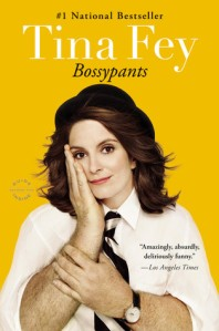 Cover image for Bossypants by Tina Fey