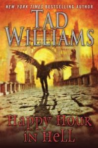 Cover image for Happy Hour in Hell by Tad Williams
