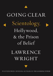Cover image for Going Clear by Lawrence Wright