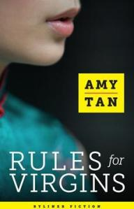 Cover image for Rules for Virgins by Amy Tan