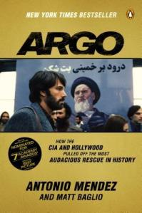 Cover image for Argo by Antonio Mendez