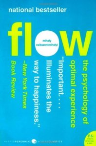 Cover image for Flow by Mihaly Csikszentmihalyi