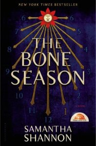 Cover image for The Bone Season by Samantha Shannon