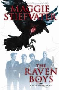 Cover image for The Raven Boys by Maggie Stiefvater
