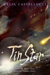 Cover image for Tin Star by Cecil Castellucci