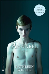 Cover image for Annabel by Kathleen Winter