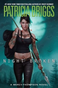 Cover image for Night Broken by Patricia Briggs