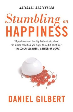 Cover image for Stumbling on Happiness by Daniel Gilbert