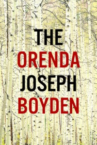 Cover image for The Orenda by Joseph Boyden