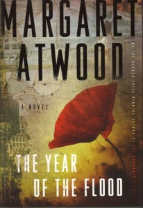 Cover image for The Year of the Flood by Margaret Atwood