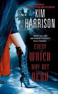 Cover image for Every Which Way But Dead by Kim Harrison