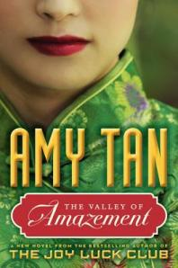 Cover image for The Valley of Amazement by Amy Tan