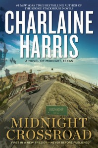Cover image for Midnight Crossroad by Charlaine Harris