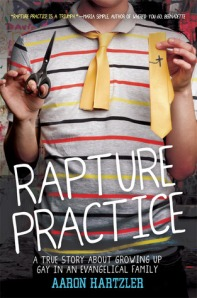Cover image for Rapture Practice by Aaron Hartzler