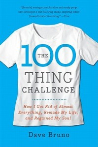 Cover image for The 100 Thing Challenge by Dave Bruno