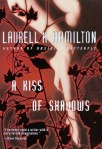 Cover image for A Kiss of Shadows by Laurell K. Hamilton
