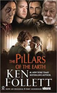 Cover image for Pillars of the Earth Movie Tie In Edition by Ken Follett