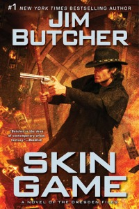 Cover image for Skin Game by Jim Butcher