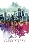 Cover image for A Thousand Pieces of You by Claudia Gray
