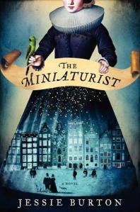 Cover image for The Miniaturist by Jessie Burton