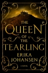 Cover image for The Queen of the Tearling by Erika Johansen