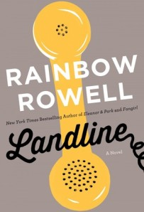 Cover image for Landline by Rainbow Rowell