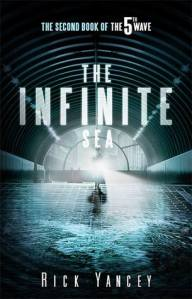 Cover image for The Infinite Sea by Rick Yancey